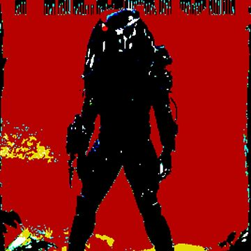 predator by simeonrussell