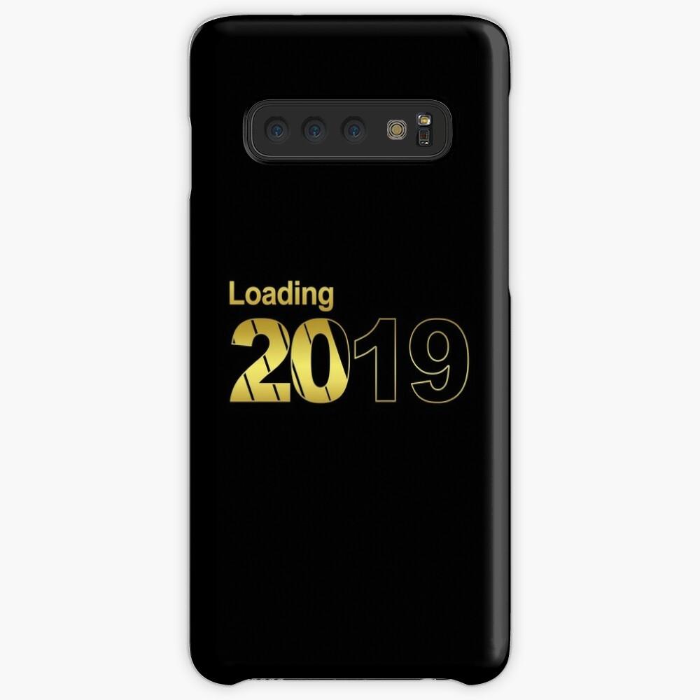 2019 New Year's Eve New Year New Year's Eve party gift Case & Skin for Samsung Galaxy