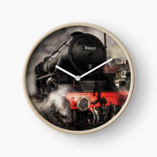 The Black Five Clock