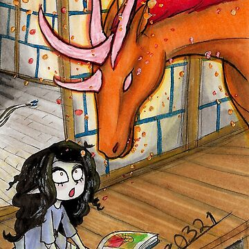 Meeting a Quadricorn by Elora0321