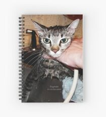 *QUOTH SEBASTIAN: NEVER MORE!* Spiral Notebook