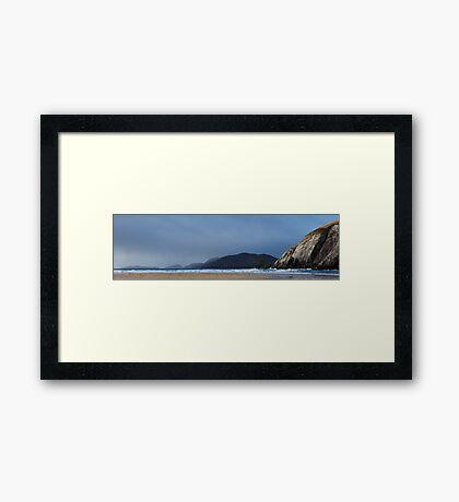 Kerry Coast Framed Print