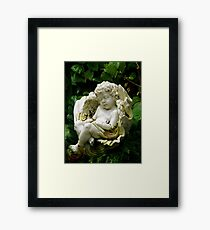 Soul Of The Garden ~ Part One Framed Print