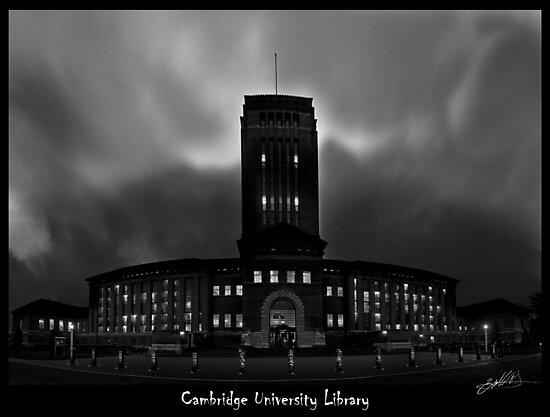 Cambridge University Library by billions