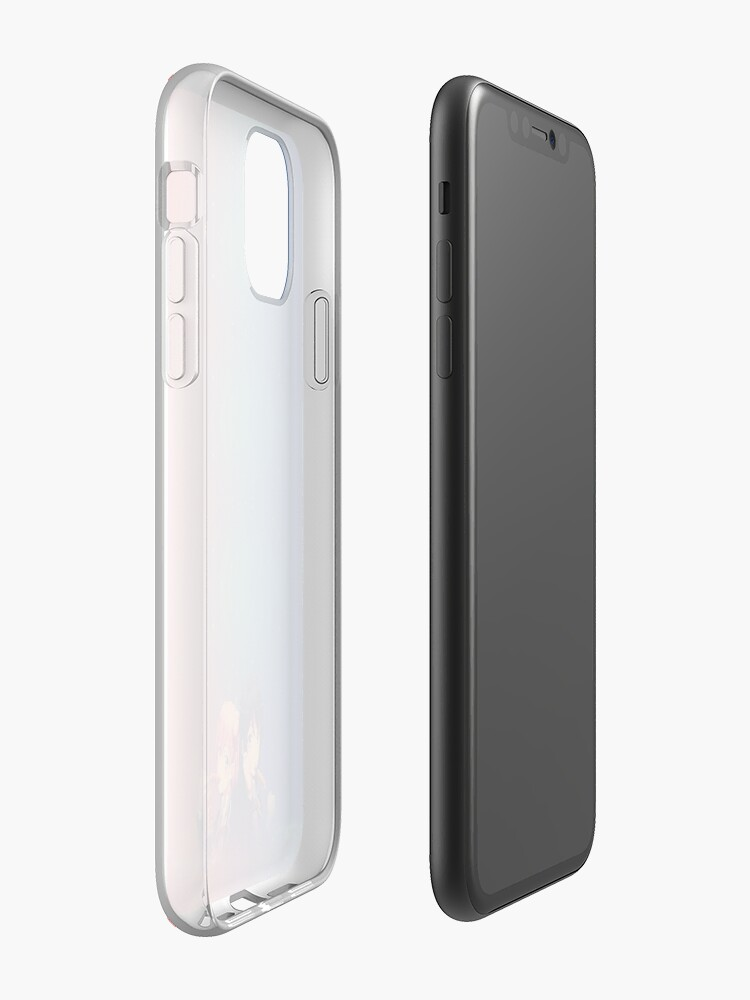 Yahari Main Chars iphone case