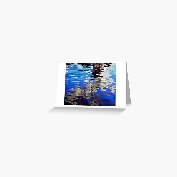 Inlet Water Greeting Card