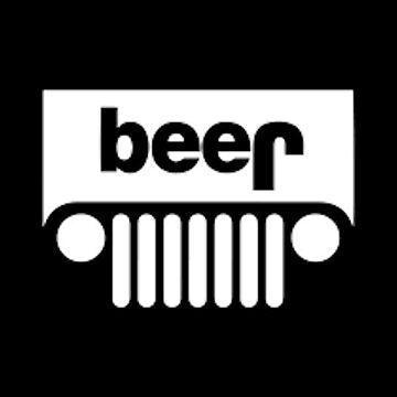 beer - jeep by joshuanaaa
