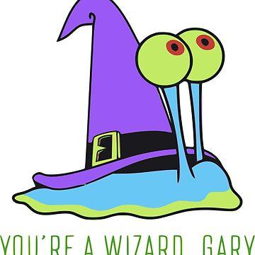 You're a wizard, Gary by Wmcs91
