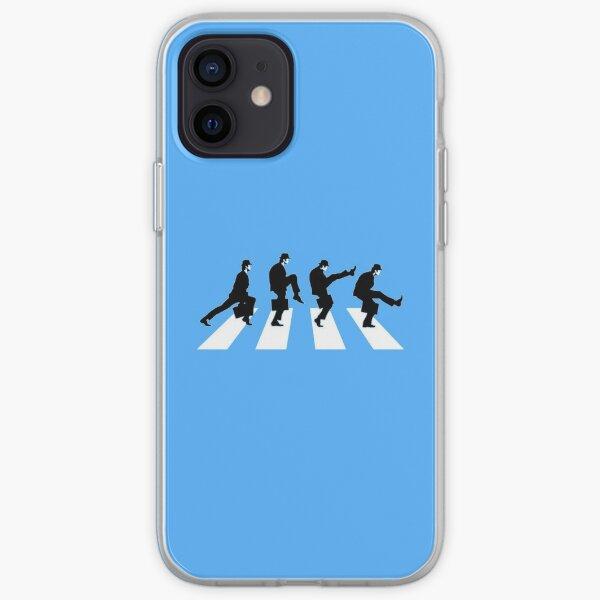 Abbey Walks iPhone Soft Case