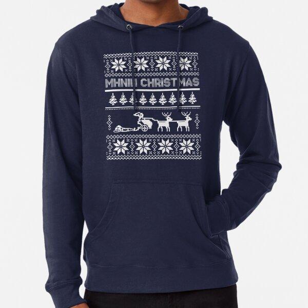 Homeric Holiday Sweater Lightweight Hoodie