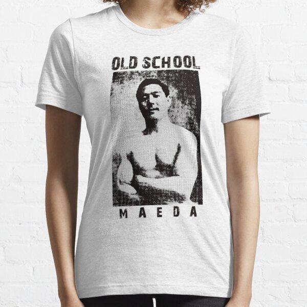 Count Koma Mitsuyo Maeda Old Shcool Essential T-Shirt