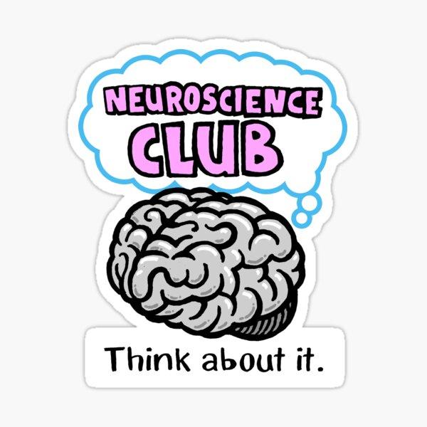 Neuroscience Club Sticker