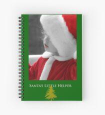 Santas Little Helper Spiralblock