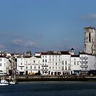 Le Port de La Rochelle by Chloé-May Smith
