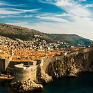 Dubrovnik, Croatia by Neville Jones