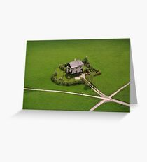 The Undertaker's House - Austria Greeting Card