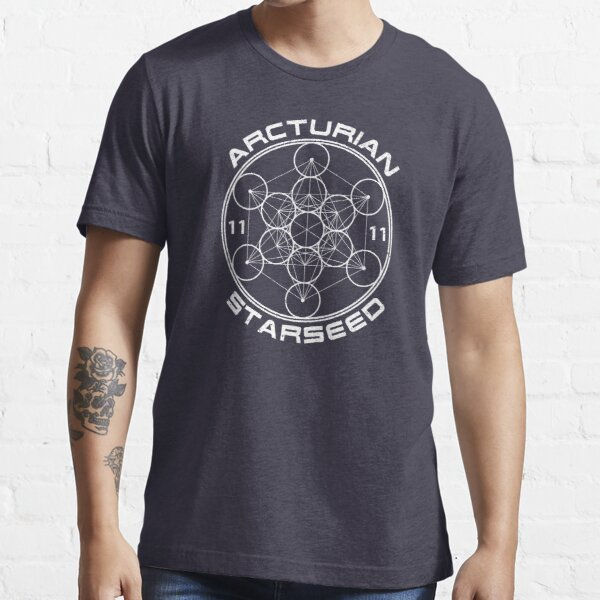 Arcturian Starseed Sacred Geometry Essential T-Shirt