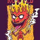 Roasted Devil by aartmoore