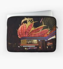 Las Vegas, The Flamingo at night. Laptop Sleeve