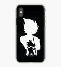 Ultra Instinct Goku Mastered iPhone Case