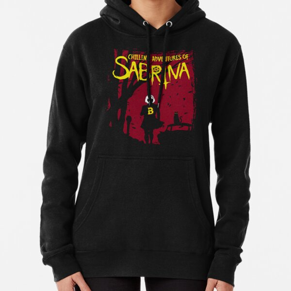 Chilling Adventures Of Sabrina Pullover Hoodie