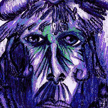 Solomn face of Solomon by AlexanderFox