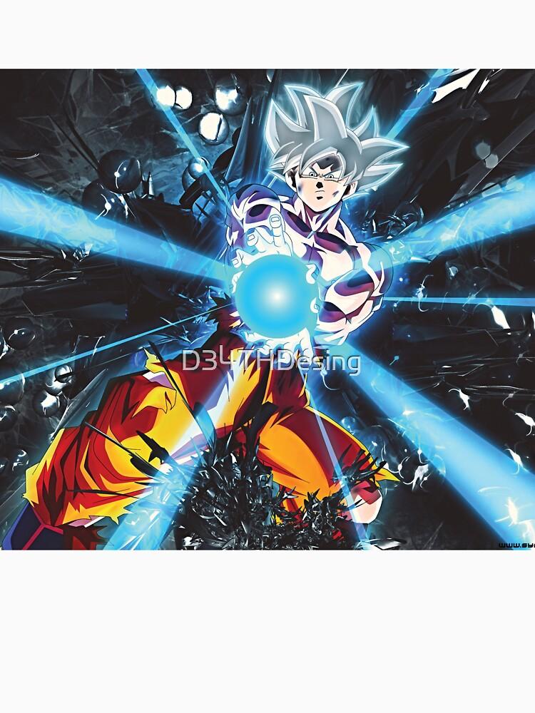 Quot Ultra Instinct Goku Mastered Migatte No Gokui Quot T Shirt