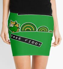 HOW MUCH - TREE FIDDY - THREE FIFTY, 3.50 FUNNY MEME DESIGN FOR CHRISTMAS 2018 Mini Skirt