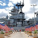 U.S.S. Missouri Memorial by GraceNotes