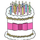 Happy Birthday to Wonderful Teacher. by KateTaylor