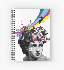 What I love ... Spiral Notebook