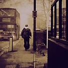 Oct - atmospheric london by cheburashka