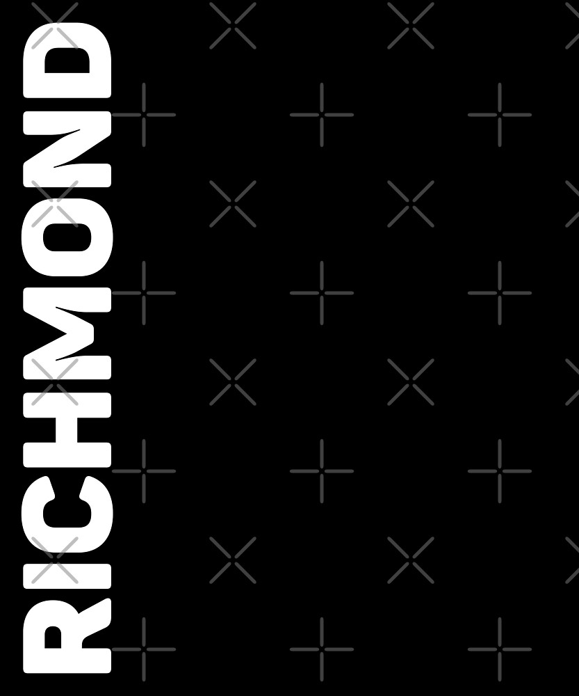 Richmond T-Shirt by designkitsch