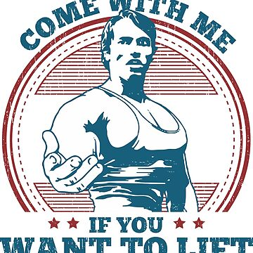 Arnold Schwarzenegger Bodybuilding Gym Workout Fitness Muscle Clothing by pronyctech