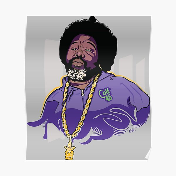 Afroman Because I got High 2018 Poster