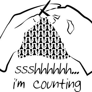 Shhh... I'm Counting by beckarahn