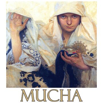 Fate by Alphonse Mucha by Chunga