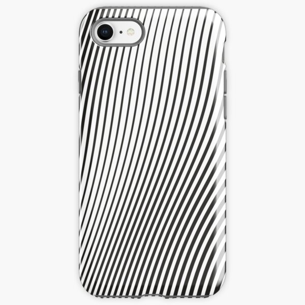 WAVE (BLACK) Funda resistente para iPhone