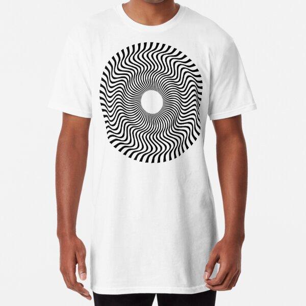 EYE 1 (BLACK) Camiseta larga