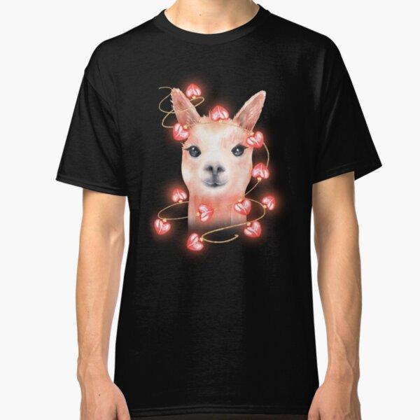 Sweet alpaca T-shirt classique