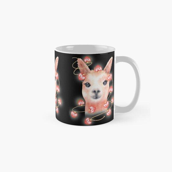 Sweet alpaca Mug classique