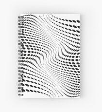 THE RIVER (BLACK) Cuaderno de espiral
