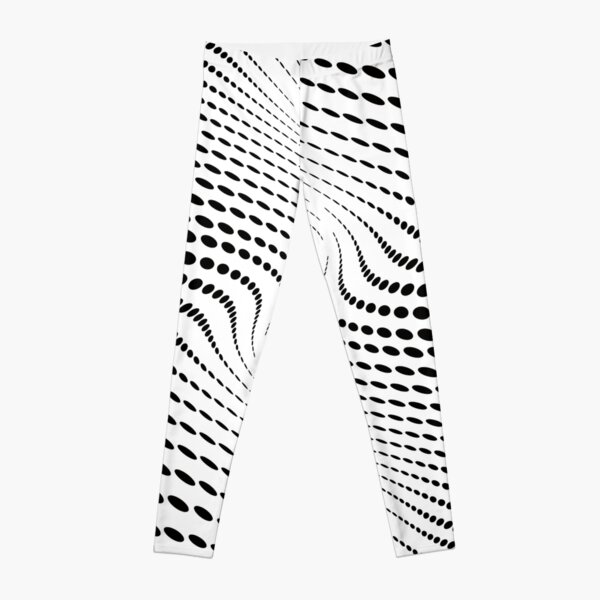 THE RIVER (BLACK) Leggings