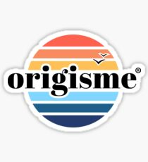 Origisme Sticker