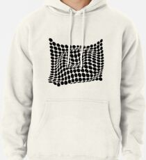 COME INSIDE (BLACK) Sudadera con capucha