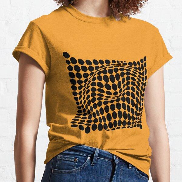 COME INSIDE (BLACK) Camiseta clásica