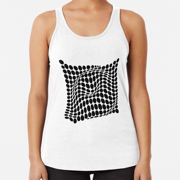 COME INSIDE (BLACK) Camiseta con espalda nadadora