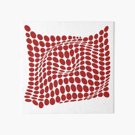 COME INSIDE (RED S/F) Lámina rígida