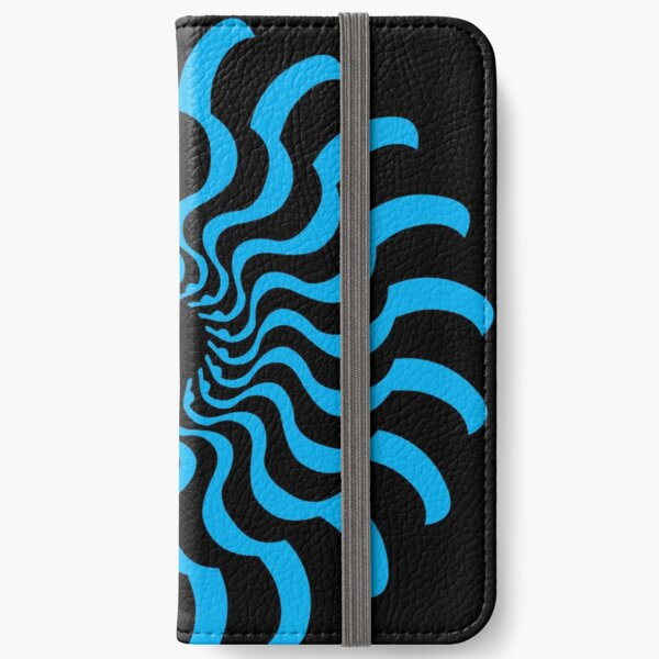 EYE 2 (BLUE) Fundas tarjetero para iPhone