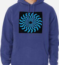 EYE 2 (BLUE) Sudadera con capucha